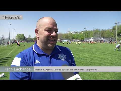 Lancement de la saison de l'Association de soccer des Premières-Seigneuries