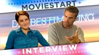 getlinkyoutube.com-Die Bestimmung - Divergent  (MovieStart-Interview)