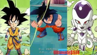 getlinkyoutube.com-Dragon Ball Z Kai Ultimate Butouden Playthrough Part 7 (Frieza Saga 2/2)【HD】