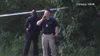 La policía publicó un vídeo con el fin de resolver un homicidio en Indian Creek Trail