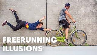 getlinkyoutube.com-Jason Paul's Freerunning Illusions