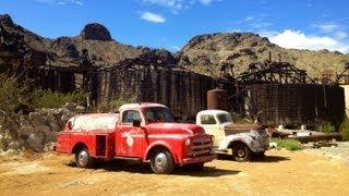 getlinkyoutube.com-Nelson Ghost Town, Nevada