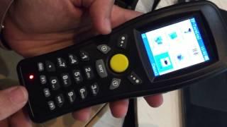 getlinkyoutube.com-Review รีวิวการใช้งานเครื่องนับสต็อก STOCK สินค้า ระบบบาร์โค้ด MPTIC PDT8A