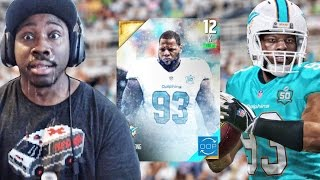 getlinkyoutube.com-KICKER SUH PLAYING QUARTERBACK! Madden 16 Ultimate Team Gameplay Ep. 32