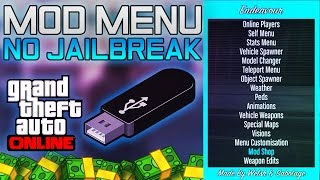getlinkyoutube.com-GTA 5 Online - Install USB Mod Menu Tutorial! PS3 OFW (NO JAILBREAK) GTA V Online 1.27/1.37 NEW 2017