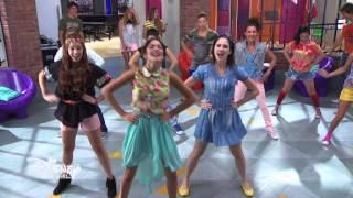 getlinkyoutube.com-Violetta - Codigo Amistad - Music Video