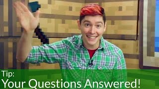 getlinkyoutube.com-5 Minecraft Questions Answered!