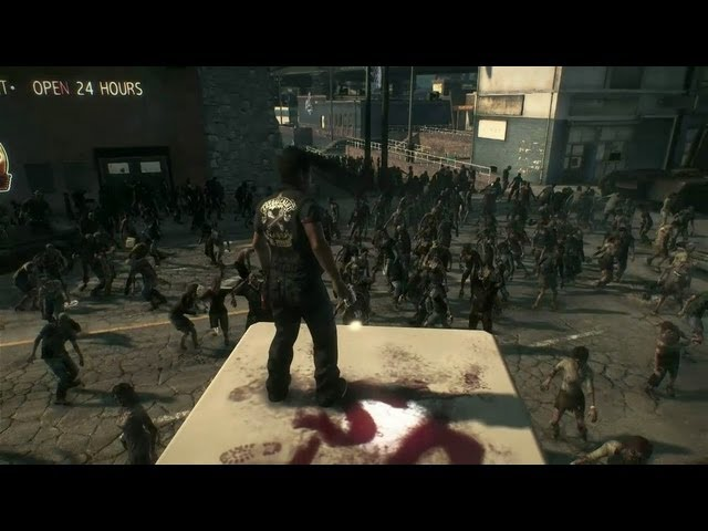 Dead Rising 3 - E3 2013 Stage Demo