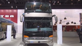 getlinkyoutube.com-Setra TopClass S 431 DT Double-Decker Bus Exterior and Interior in 3D