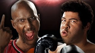 getlinkyoutube.com-Michael Jordan vs Muhammad Ali.  Epic Rap Battles of History Season 3.