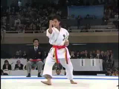 Rika Usami Queen of Kata