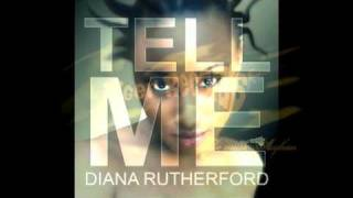 Diana rutherford - Tell me