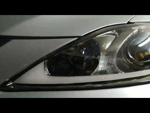 Тюнинг фар Lexus is 250 custom