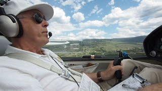 getlinkyoutube.com-Stemme powergliding over the Okanagan