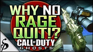 Call of Duty Ghosts - Why I Never Rage Quit - FFA USR Sniper Gameplay / Commentary [15+ Streak]