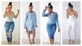 getlinkyoutube.com-Fashion Nova Try On Haul