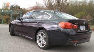 getlinkyoutube.com-2016 BMW 435i XDrive Gran Coupe Test Drive Review