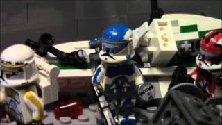 getlinkyoutube.com-LEGO Star Wars: The Battle of Ord Mantell (ANIMATION) HD