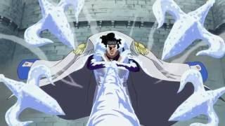getlinkyoutube.com-WhiteBeard(Edward Newgate) vs Aokiji Kuzan | [Full Fight] | English SUB | [HD]