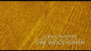 getlinkyoutube.com-Oak Woodgraining at Scenic Painters