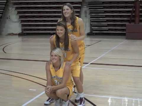 ASU Women's Basketball Team Photo-Shoot Day