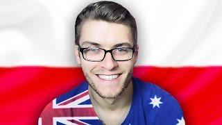 getlinkyoutube.com-Aussie Guy Tries To Speak Polish   PART 5