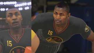 NBA 2K15 PS4 My Team - Onyx Ron Artest!