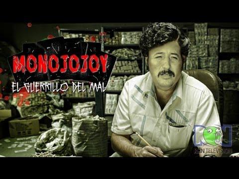 Escobar el patrón del mal - Monojojoy El Guerrillo del Mal