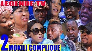 MOKILI COMPLIQUE EP: 2 -Theatre congolais-Sila bisalu-Ebakata-Vue de loin-Sundiata-Moseka-Legende tv width=
