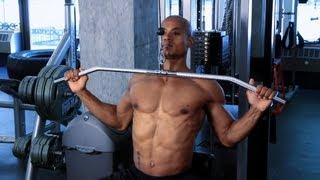 getlinkyoutube.com-How to Do a Back Workout | Gym Workout