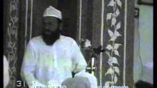 Syed Abdul Majeed Nadeem in Khankhail Pabbi Pakistan on 31 Aug 1990