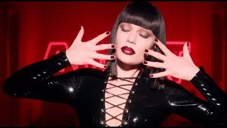 CAN'T TAKE MY EYES OFF YOU - JESSIE J karaoke version ( no vocal ) lyric instrumental