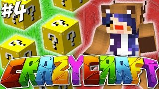 getlinkyoutube.com-Unlucky Secret Santa - YouTuber Survival Crazy Craft 3.0 - Ep 4