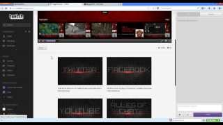 getlinkyoutube.com-Free Twitch Overlays/Banners and Buttons Pack