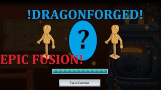 getlinkyoutube.com-Knights and Dragons Epic Fusion Ep.17 -I GOT A DRAGONFORGED!