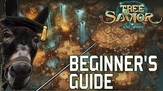 getlinkyoutube.com-Tree of Savior - New Player's Guide