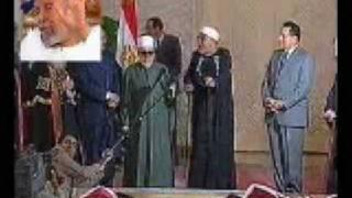 هذا ما قال الشيخ الشعراوي لحسني مبارك...