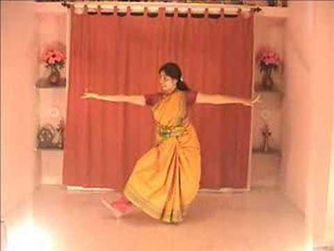 Natta Adavu in Bharatanatyam (Part Three)