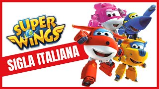 getlinkyoutube.com-SUPER WINGS | Sigla italiana cantata da Stefano Bersola Ft. Raggi Fotonici