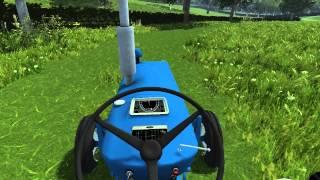 getlinkyoutube.com-Farming Simulator 2013 Smithfield Farm: sickle bar mower