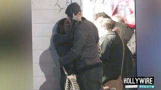 getlinkyoutube.com-Miley Cyrus & Liam Hemsworth CAUGHT KISSING In Australia?!