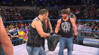 getlinkyoutube.com-Does AJ Styles Patch in With Aces And 8s Or Will he Walk Alone? - May 23, 2013