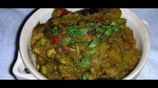 getlinkyoutube.com-Recipe - Surti Undhiyu (हिंदी)