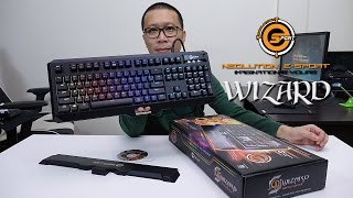 getlinkyoutube.com-รีวิว: Neolution E-Sports Wizard RGB Mechanical
