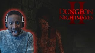 getlinkyoutube.com-PANIC ATTACK!! | MY LOUDEST SCREAMS EVER! | Dungeon Nightmares 2