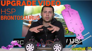 getlinkyoutube.com-Tutorial Upgrade HSP Brontosaurus - Modellismo DInamico - ITA -