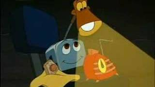 Brave Little Toaster - City of Light