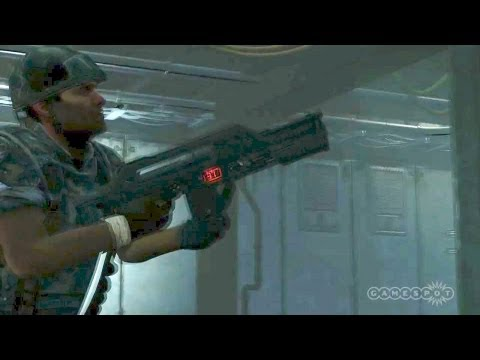 Aliens: Colonial Marines - Survivor Multiplayer Trailer