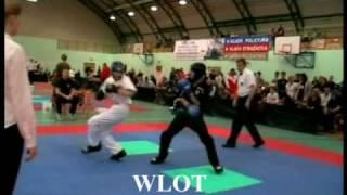 getlinkyoutube.com-Tang Soo Do Poland - PointFighting Techniques