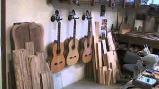 getlinkyoutube.com-Stansell Guitars Shop Tour
